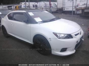 Salvage Scion tC
